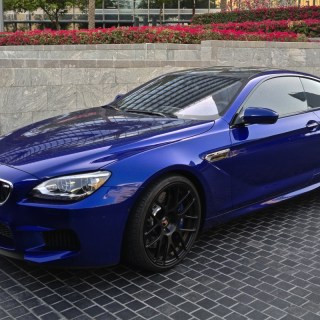Bmw m6 f13 21 april 2014 autogespot photo noir - small