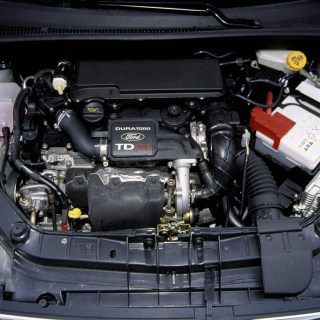 Ford Fiesta III Photo Engine - small