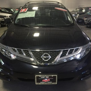 Nissan murano 2013 in deer park long island queens connecticut ny car tec enterprise leasing sales llc 310478 awd vehicles - small