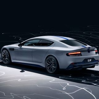aston martin won t say whether its electric car is dead or rapide s