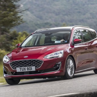 Ford Focus Auto Test The Fourth Edition Wants To Shake New Break Photo - small