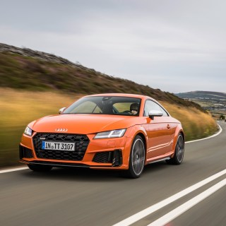 2019 audi tts coupe on the famed mountain course at wallpaper