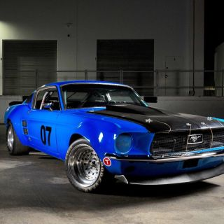 Great 1967 Ford Mustang Fastback Race Car 2018 2019 Photo