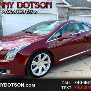 Used 2016 Cadillac Elr For Sale In Johnstown Oh 43031 Denny Heated Steering Wheel - small