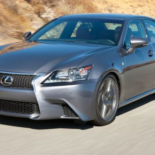 2013 lexus gs350 awd f sport test review car vehicles - small