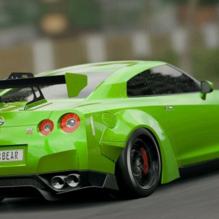 2013 Nissan Gtr Black Edition Fh3 Gt R - small