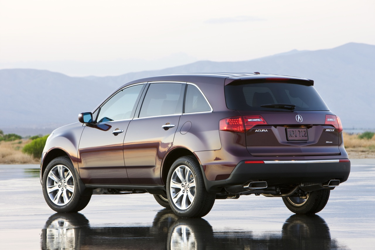 used new cars acura mdx 2012 top models and reviews 2011 review