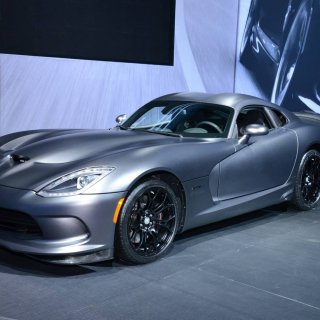 New York 2014 Srt Viper Ta Anodized Carbon Special Edition Gtspirit Gts - small