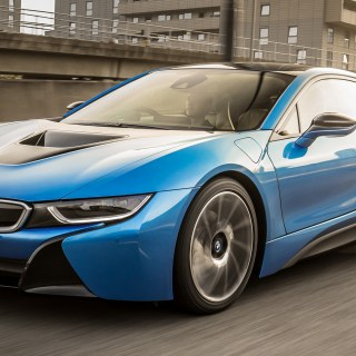 Bmw i8 2014 uk wallpapers and hd images car pixel spyder wallpaper - small
