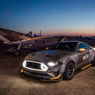 ford eagle squadron mustang gt 2018 4k 2 wallpaper hd wallpapers download