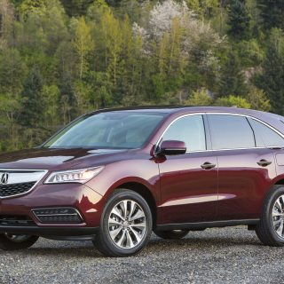 2014 acura mdx photo gallery image 03 - small