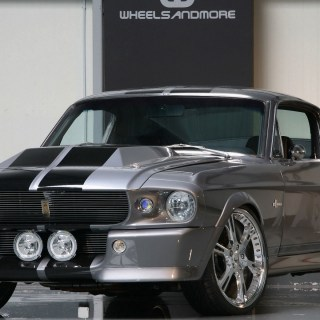 Shelby Gt500 Hd Wallpaper Latest Wallpapers Ford Mustang - small