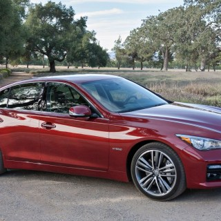 Used 2014 Infiniti Q50 For Sale Pricing Features Edmunds Sedan - small