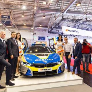hankook tire media center press room europe cis tune bmw i8 safety features