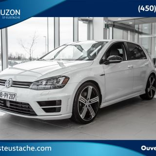 groupe lauzon pre owned 2016 volkswagen golf r 2 0tsi