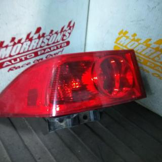 Used tail light left driver for sale a 2005 acura tsx lights - small