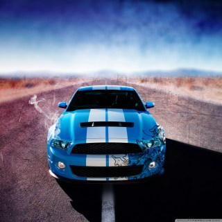 Ford mustang shelby gt500 4k hd desktop wallpaper for htc - small