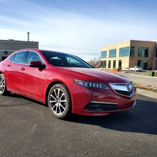 used 2017 acura tlx sh awd v6 w technology pkg for sale in