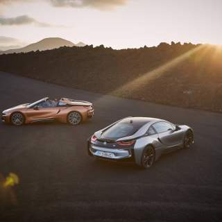 2019 bmw i8 roadster more juice in your tank wind safety features