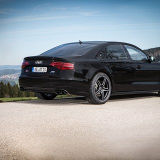 Abt tuned audi s8 plus pumps out 519kw forcegt com - small