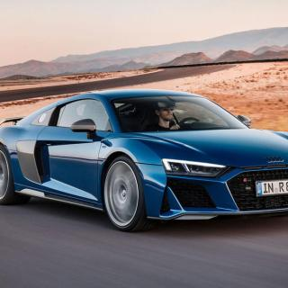 Audi r8 performance 2018 review autocar - small