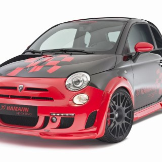 Fiat 500 Abarth And Esseesse By Hamann Top Speed 2010 - small