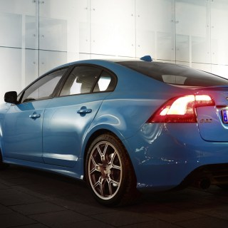 Volvo s60 polestar sold to individual for 300 000 concept - small