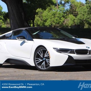 new 2019 bmw i8 roadster awd convertible safety features