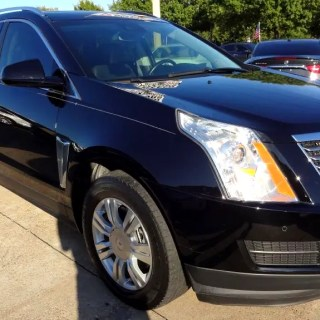 Used 2015 Cadillac Srx Luxury Collection For Sale In ...