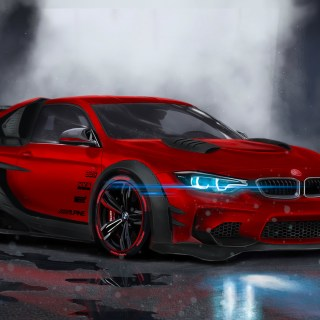 67 bmw m4 hd wallpapers background images wallpaper abyss m3 gtr 1366x768 - small