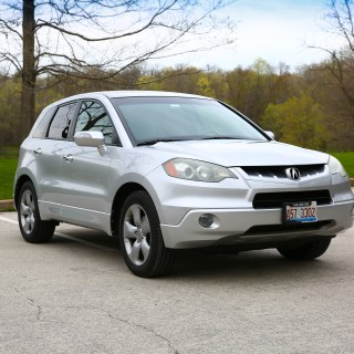 Acura rdx 2008 rental alternative in prospect heights il by eric turo - small