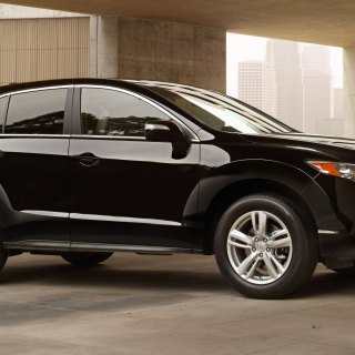 Review of the 2015 acura rdx mdx - small