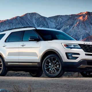 2017 ford explorer xlt sport pack is high impact styling edge sync wallpaper size - small