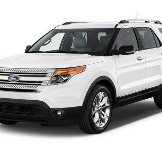 2014 ford explorer review ratings specs prices and wallpaper - small