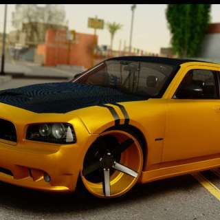 Dodge Charger Srt8 2006 Tuning For Gta San Andreas Photo - small