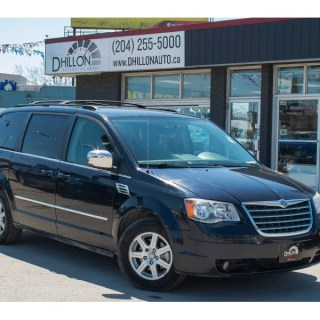2010 chrysler town country 4dr wgn touring photos