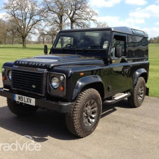 land rover defender lxv review quick drive caradvice 2013 special edition