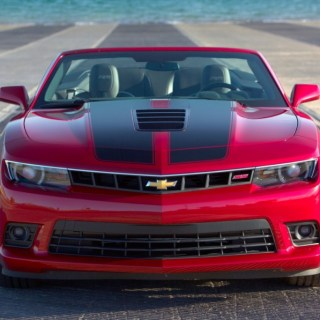 Driving me crazy 2015 chevrolet camaro 2ss coupe can you features - small