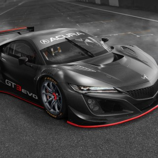 2019 acura nsx gt3 made faster with new bodywork how much is an