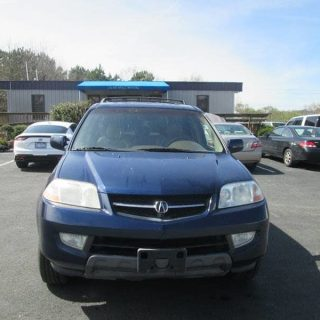 used 2003 acura mdx awd with touring package and navigation 03