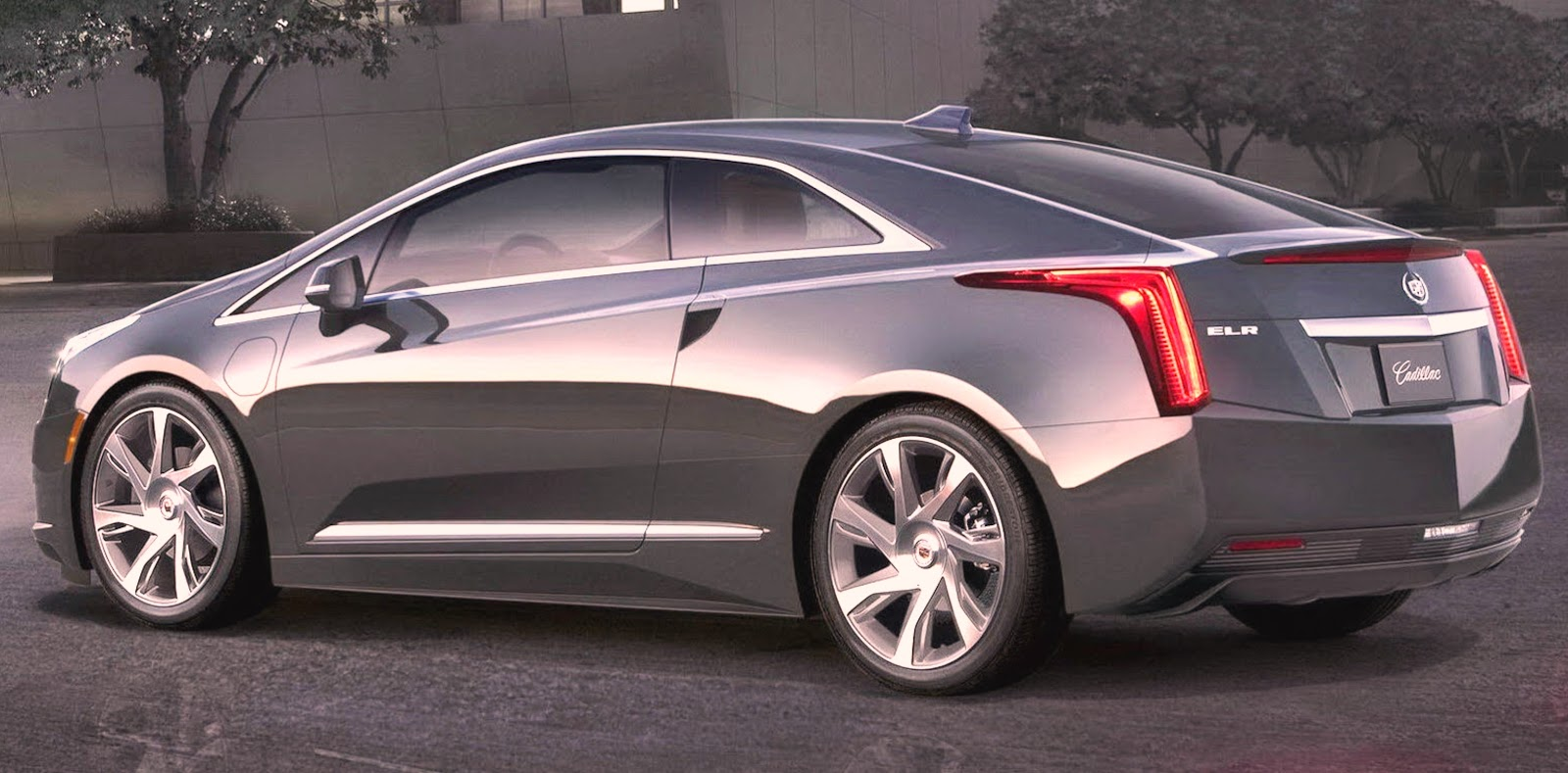 Cadillac Elr Coupe 2014 Commercial Electric - small