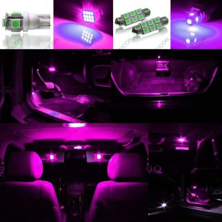 5 x pink purple led interior light package for 2007 2014 used dodge avenger in phoenix az