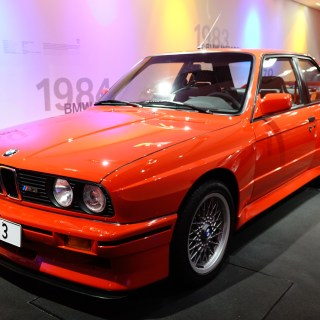 Inside bmw s museum picture special autocar new m3 - small