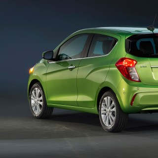 2016 chevrolet spark photo gallery - small