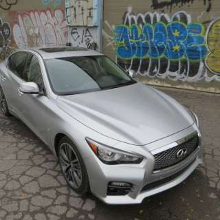 2014 Infiniti Q50s Luxury Sedan Road Test And Review - small