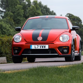 Volkswagen beetle r line review a warm hatch alternative 2013 - small