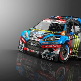 Ken block 2018 wallpapers 79 background pictures ford fiesta wrc 2012 wallpaper - small