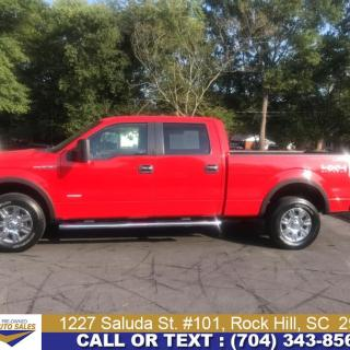 Ford f 150 2012 in rock hill lancaster matthews charlotte sc 3 points auto sales 3p59 - small