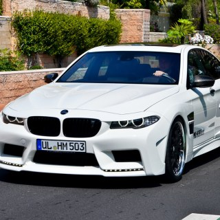 Bmw M5 Hamann Mi5sion Feel Free To Join My Fan Page Automo 2013 Based On - small