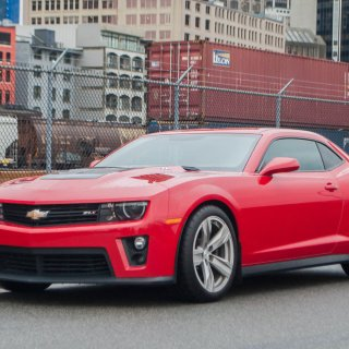 2012 chevrolet camaro zl1 autoform - small